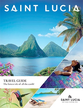 Request a St Lucia Destination brochure - St  Lucia Tourism