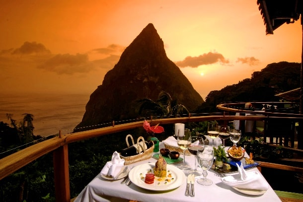 Saint Lucia, Luxurious by Nature