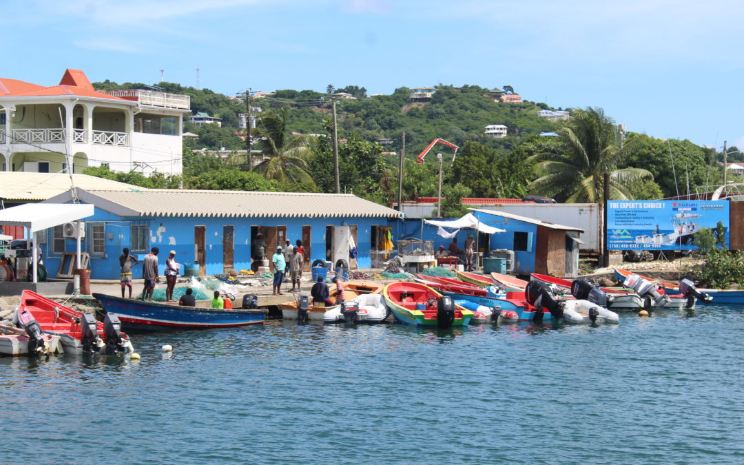 Gros Islet – Right Up There!
